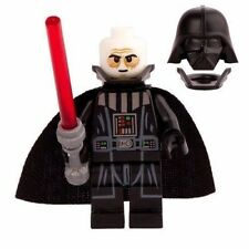 Custom Darth Vader Minifigure US SHIPPER Sith Star Wars Toy Figure
