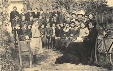 Nurlu - Le catéchisme au presbytère