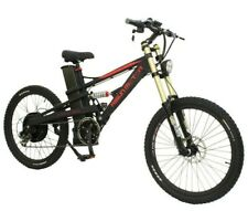 Electric Mountain Bike  +48V18Ah Li-ion Battery Ebike
