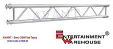 Flat Alloy Truss, 290mm x 2mtr - AVANT 22902-20
