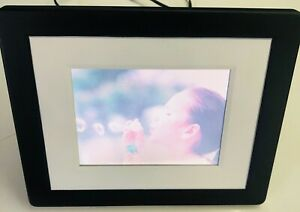 """IT Works 5"""" Inch Digital Photo Picture Frame Black itw-dpf 50018"""
