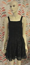 Lace Sleeveless Skater Topshop Dresses for Women