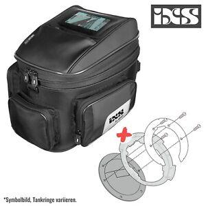 IXS Tankrucksack Set Ormond 20 Liter mit Adapter für BMW R 1200 GS Adventure NEU