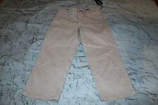 NYDJ Not Your Daughter Crop Jeans Womens Size 00P Gray Cotton Stretch New