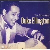"DUKE ELLINGTON ""THE ESSENTIAL DUKE ELLINGTON"" 2 CD NEUWARE"