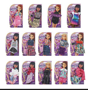 Lot of 14: Sparkle Girlz Single Fashion Outfit (Set of 14 Pack) by ZURU
