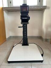Ingranditore Durst M605 B/W w/ Componon-S 50/2.8, Siriocon 50 35mm enlarger dark
