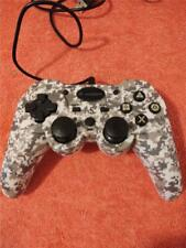 Snakebyte SB01426 Basic USB Playstation 3 Wired Game Controller CAMO