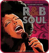 Various Artists - R&B Soul [New Cd] Collector's Ed, Tin Case