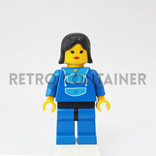 LEGO Minifigures - 1x trn014 - Train Passenger - Town Omino Minifig Set 2150