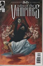 Buffy the Vampire Slayer Tales of the Vampires #3 comic book TV show series
