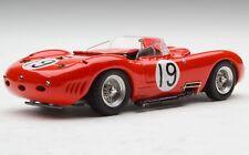 Vintage Bang 1:43 | 1957 Maserati 450S | Behra & Fangio | Sebring | # BNG07252