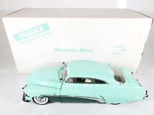 Danbury Mint 1951 Hirohata Mercury George Barris 1:24 Scale Diecast Model w/ Box