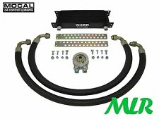 FORD CAPRI 2.8i COSWORTH V6 24V 13 16 19 ROW MOCAL ENGINE OIL COOLER KIT MLR.SN