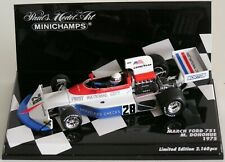 WOW EXTREMELY RARE March 751 Ford #28 Donohue Silverstone 1975 1:43 Minichamps