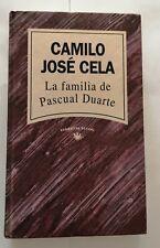 LA FAMILIA DE PASCUAL DUARTE - RBA - CAMILO JOSE CELA - NARRATIVA ACTUAL - RBA