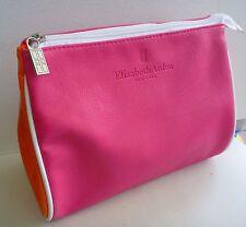 Elizabeth Arden Pink Makeup Cosmetics Bag, Large Size, Brand NEW!!