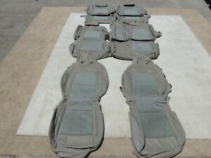 Leather Seat Covers Interior Katzkin Fits Hyundai Veracruz GLS SE 2007-2008 q112