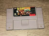 Donkey Kong Country 2 Diddy's Kong Quest Super Nintendo Snes Tested Authentic