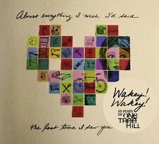 Almost Everything I Wish I'd Said the Last Time I Saw You... [Digipak] by Wakey Wakey (CD, Feb-2010, Family Records)