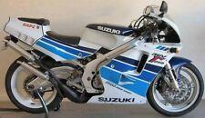 SUZUKI RGV250  GAMMA Service and Parts Manual CD