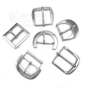 Half Belt Buckles for 35 mm webbing strap Different shapes DIY repair