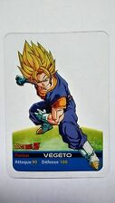 Carte LAMINCARDS Dragon ball Z Végéto 54