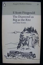 Penguin Modern Classic 1733 The Diamond as Big as the Ritz by F Scott Fitzgerald