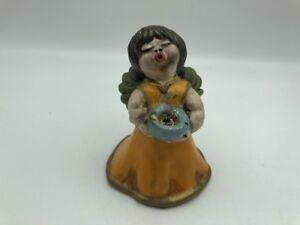 Thun / Bozner Figurine Angel. 10,5 Cm. Top Condition