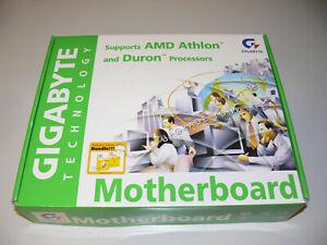 GIGABYTE GA-7DXE Motherboard Mainboard AMD Sockel A / 462 Neu
