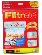 "3M FILTRETE ROOM AIR CONDITIONER A/C DUST FILTER 15X24"" 2 PACKS ALLERGEN REDUCED"