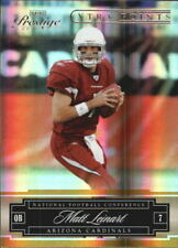 2007 Playoff Prestige Xtra Points Gold #4 Matt Leinart - Arizona Cardinals