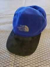 Vintage The North Face Fleece Hat Ball Cap -Velour Bill