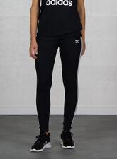 Adidas Originals Leggings Donna 3str Stretto Ce2441 Nero 40