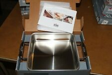 """All-Clad Gourmet Ovenware 8"""" Square Baker  New in Box"""