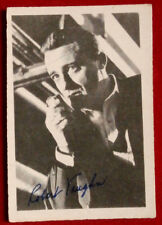 THE MAN FROM UNCLE - Robert Vaughn - Napoleon Solo - A & BC Ltd, Card #18 - 1965
