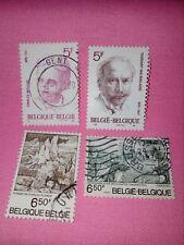 STAMPS - TIMBRE - POSTZEGELS - BELGIQUE - BELGIE 1976  NR.1828/31 (ref.1573)