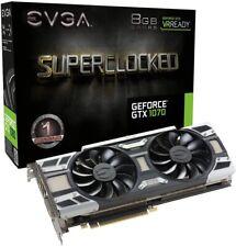 EVGA GeForce GTX 1070 SC GAMING, 08G-P4-6173-KR, 8GB GDDR5, ACX 3.0 & LED