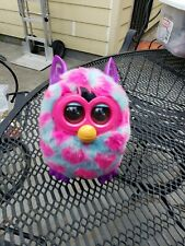 Tiger Furby WITH PINK Hasbro lot electric works