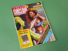 Your Sinclair ZX Spectrum Magazine August 1988 Number 32 *Barbarian II Cover*