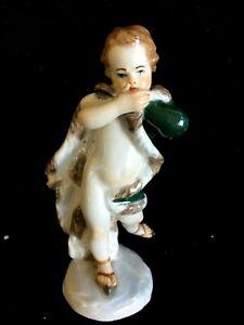 Antique porcelain figurine MEISSEN
