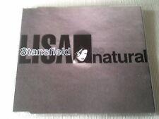 LISA STANSFIELD - SO NATURAL - UK CD SINGLE