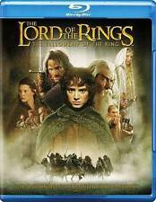 The Lord of the Rings: The Fellowship of the Ring [Blu-ray] DVD, Elijah Wood, Ia