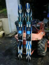 New listing Ho Xtra 67� Super Shaped Combo Water Skis W/ Adjustable Bindings.