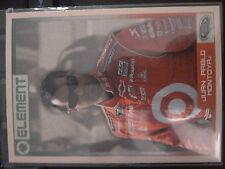 2010 Wheels Element Nascar #28 Juan Pablo Montoya MINT Card