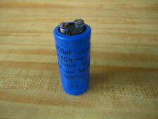 Philips 2222-106-37472 Capacitor N4 4700 uF 40 V DC