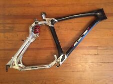 "GT STS-1 1997 Full Suspension Mountain Bike Frame 26"" USA 18"""