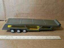 SSS Toys Tin (Japan) Car Hauler Trailer Only VINTAGE TOY