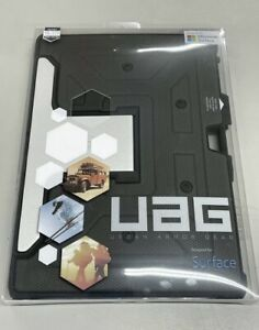 URBAN ARMOR GEAR Case for Microsoft Surface 3 - Black New in Opened Box