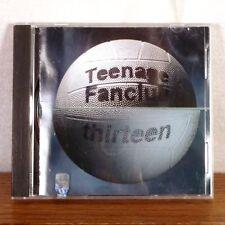 Teenage Fanclub Thirteen CD Album 1993 Geffen 1st press playgraded M-